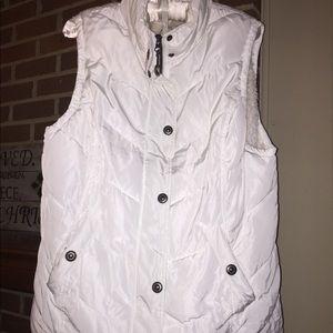 Green Tea XXL puffer vest